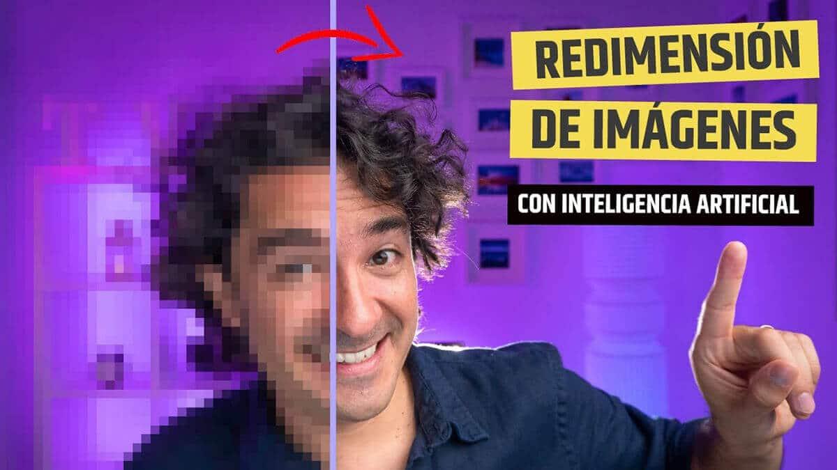 Mario Carvajal: Redimensionar Imágenes sin Perder Calidad con Gigapixel AI Topaz Lab