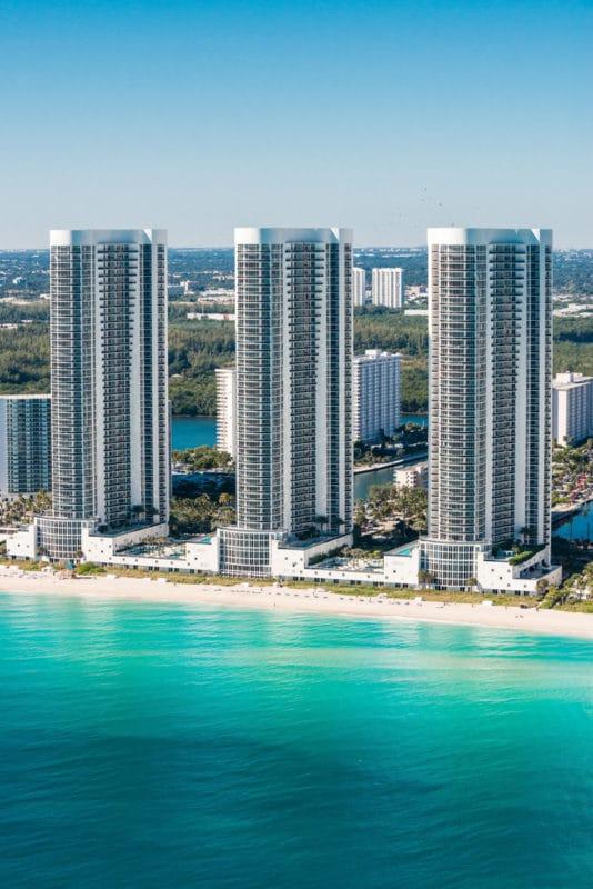Trump III Condo in Miami